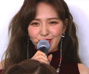 gif, wendy son, and red velvet wendy image