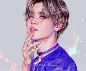 kpop, bts, and art image