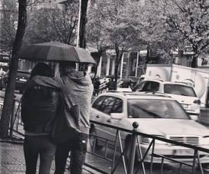photography, together, and rain image