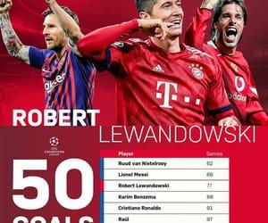 50, football, and lewandowski image