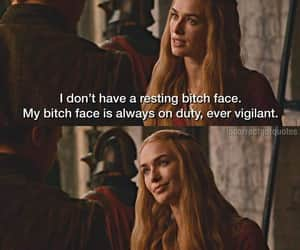 got, gameofthrones, and cersei image