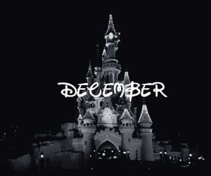 december, disney, and new year image