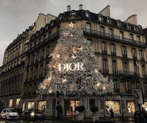 christmas and dior image