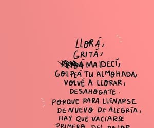 frases, cry, and quotes image