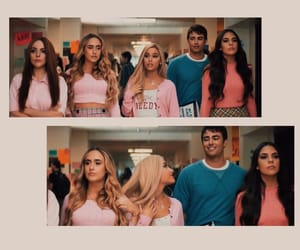 mean girls, ariana grande, and wallpaper image