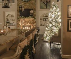 christmas, winter, and aesthetics image