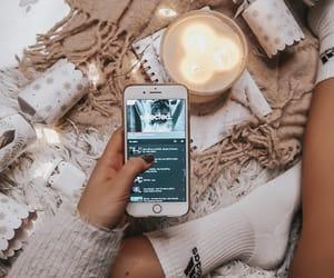 adidas, candle, and christmas image