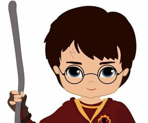 gryffindor, harry potter, and quidich image