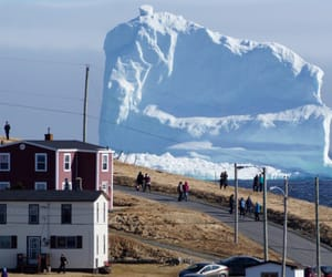 greenland, nature, and travel image