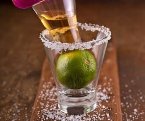 shot and tequila image