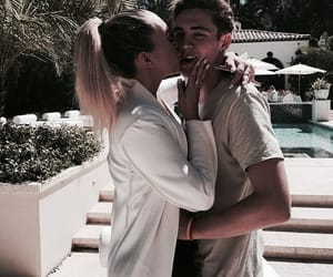 couple, love, and sammy wilk image