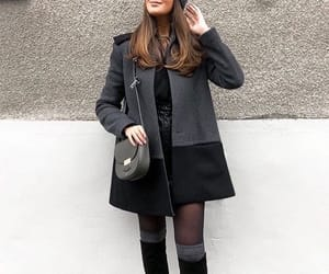 black, love it, and outfit image