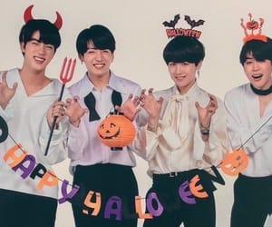 bts, Halloween, and kpop image