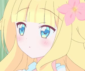 anime, anime girl, and as miss beelzebub likes image
