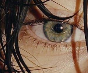 eye, ocean, and Harry Styles image