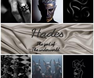 god, myth, and underworld image