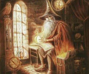 fairy tale, illustration, and anastasia lavru image