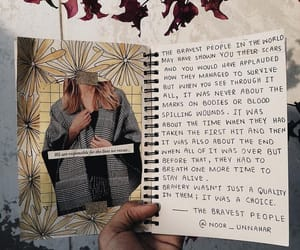journals, poetry, and writing image