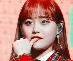 kpop, fake edits, and chuu loona image