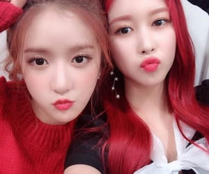exy, dayoung, and wjsn image