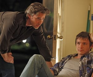 true blood, sam merlotte, and tommy mickens image
