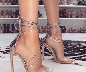 closet, heels, and sexy image