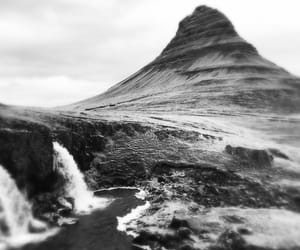 iceland and travel image