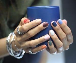 color, nail, and nails image