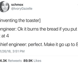 bread, meme, and engineer image
