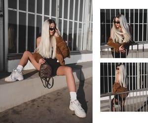 fashion, Fila, and streetstyle image