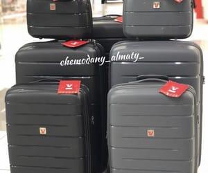 luggage, travel, and подарки image