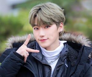 k-pop, hongjoong, and kpop image