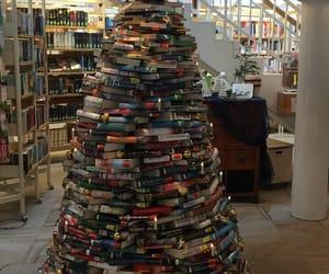 books, christmas, and holiday image