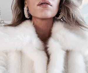 fashion, fur, and jewelry image