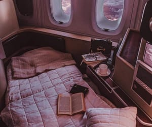 airplane, book, and room image