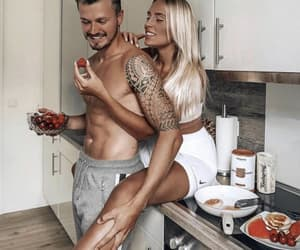 body, love, and couple image