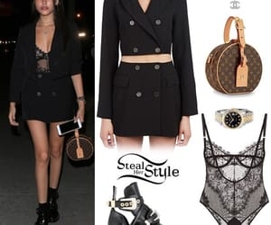 singer, underwears, and steal her style image