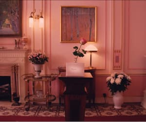 interior, grand budapest hotel, and vintage image