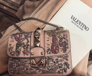 bag, fashion, and Valentino image