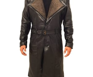 sale, trench coat, and men's fashion image