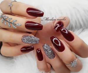 design, fashion, and manicure image