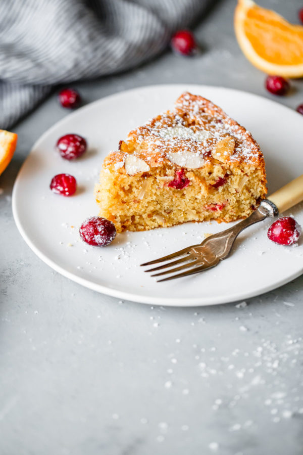 Cranberry Christmas Cake.Cranberry Christmas Cake This Incredible One Layer