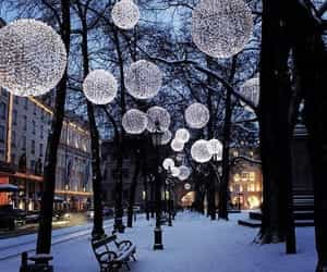 christmas, winter, and germany image