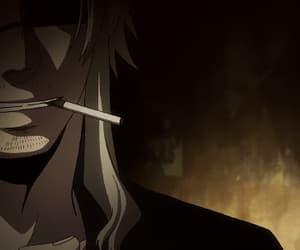 anime, anime boy, and gangsta image