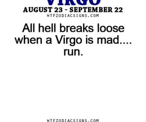 virgo and zodiac signs image