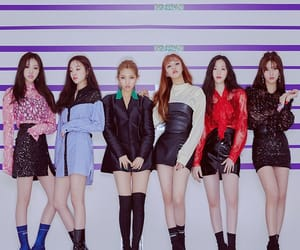 article, profile, and (g)i-dle image