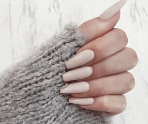 beauty, nails+claws, and acrylic nails image