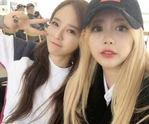 t-ara, woohee, and qri image