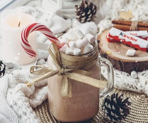 chocolate, christmas, and winter image