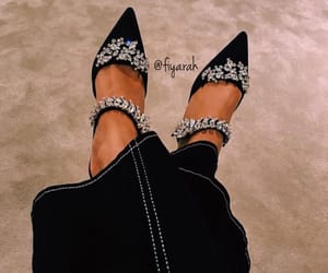 manolo blahnik, high heels heel, and inspi inspiration image